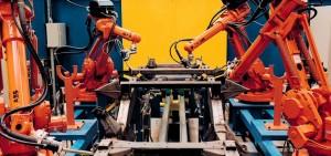 ربات صنعتی و مزایای آن